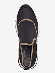 Billi Bi - Sport 8854 - sneakers med lav ankel - black/army comb. 970 - 3
