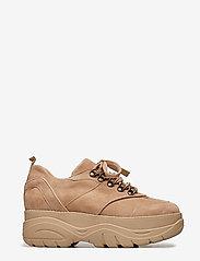 Billi Bi - Sport 8860 - chunky sneakers - dark taupe 1572/taupe sole 572 - 1