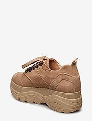 Billi Bi - Sport 8860 - chunky sneakers - dark taupe 1572/taupe sole 572 - 2