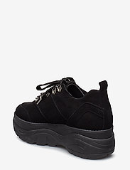 Billi Bi - Sport 8860 - chunky sneakers - black suede 500/black sole 500 - 2