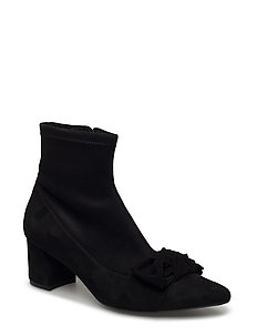 BOOTS - BLACK STRETCH 500