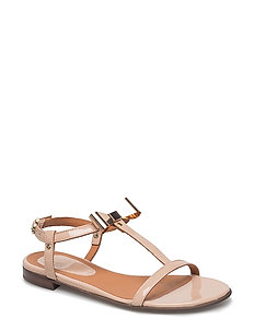 SANDALS - NUDE MAQUILLAJE PATENT 288