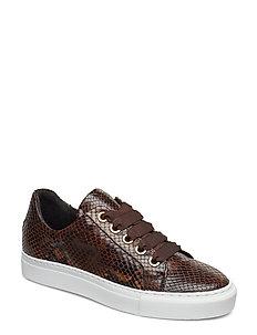Sneaker Billi Bi 4825 Black Croco Patent Nappa Damen