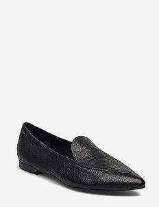 Shoes 11512 - loafers - black buffalo 800