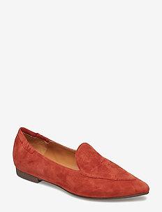 Shoes 11512 - BRICK OREGON SUEDE 56