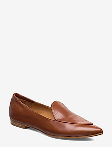 Shoes 11512 - loafers - cuero calf 86