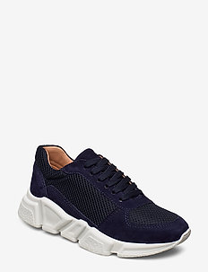Sport 14261 - chunky sneakers - navy blue comb. 151