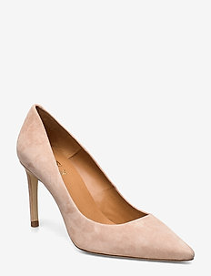 14440 Pumps - ROSE SUEDE 52