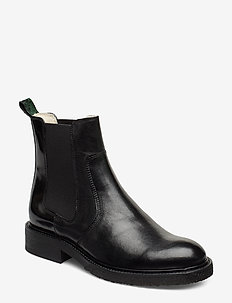 BOOTS - BLACK TEQUILA/GREEN SNAKE 314