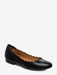 SHOES - ballerinas - black nappa 70
