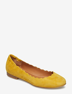 SHOES - YELLOW 1795 SUEDE 55