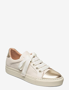 Sport 24825 - lave sneakers - gold/off white latte 282