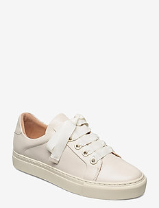 Sport 24825 - låga sneakers - off white latte calf 82