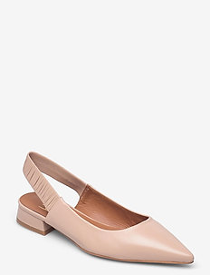 Shoes 2502 - sling backs - beige nappa 72