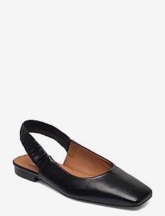 Shoes 21531 - ballerinas - black nappa 70