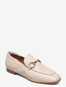 Shoes 2514 - loafers - beige 5141 buffalo 74