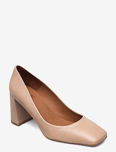 Shoes 2521 - klassiska pumps - beige nappa 72