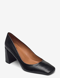Shoes 2521 - klassiske pumps - black nappa 70