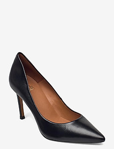 Shoes 2533 - klassiske pumps - black nappa 70