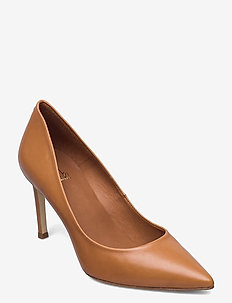 Shoes 2533 - klassiske pumps - cuoio guanto calf  84