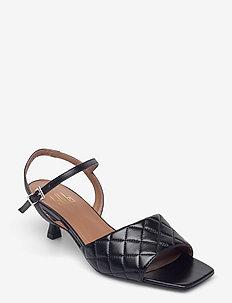 Sandals 2627 - sling backs - black nappa 70