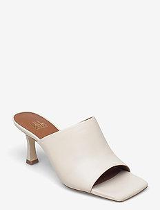 Sandals 2636 - højhælede sandaler - off white nappa 73