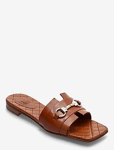 Sandals 2702 - flache sandalen - tan nappa 75