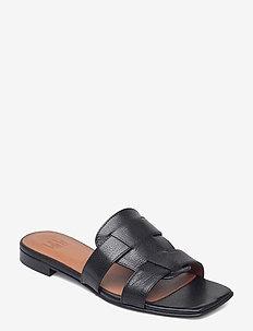 Sandals 2711 - flade sandaler - black buffalo 800