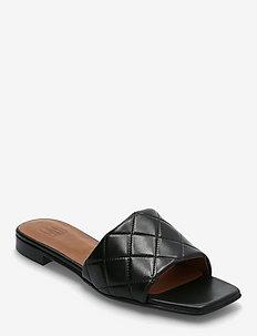 Sandals 2720 - flade sandaler - black nappa 70