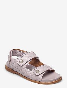 Sandals 2757 - flade sandaler - lavender nappa 778