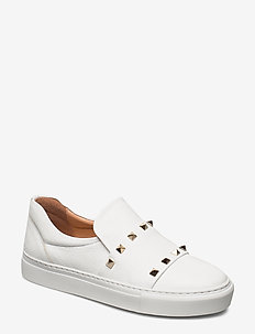 Sport 28619 - slip-on sneakers - white buffalo/gold 732