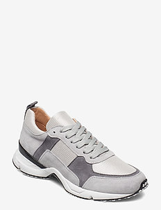 Sport 3030 - lave sneakers - grey/silver comb. 573