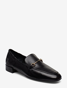 Shoes 3316 - loafers - black tequila/gold 102