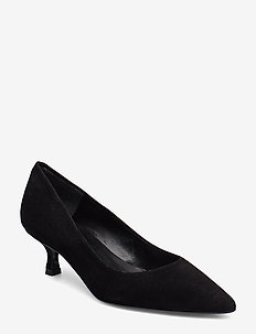 Pumps 3320 - BLACK SUEDE 50