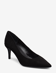 Pumps 3325 - BLACK SUEDE 50
