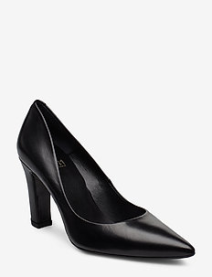 Pumps 3333 - BLACK CALF 80