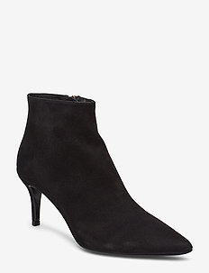 Booties 3350 - BLACK SUEDE 50