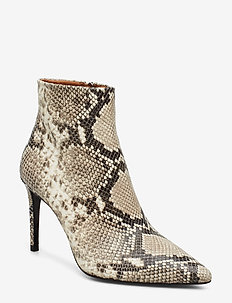 Booties 3360 - OFF WHITE SNAKE 33