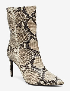 Booties 3362 - OFF WHITE SNAKE 33