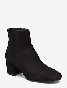 Booties 3405 - BLACK SUEDE 50