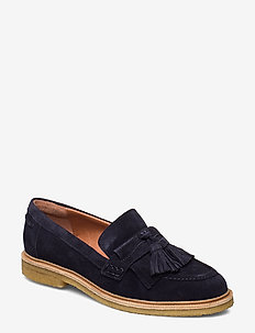 Shoes 3500 - NAVY SUEDE 511