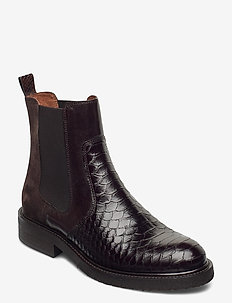 Boots 3520 - chelsea boots - t.moro 490 polo/br35.snake 265