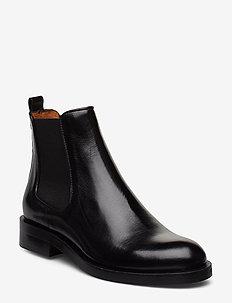 Boots 3540 - BLACK BABY BUFFALO 60