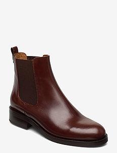 Boots 3540 - chelsea boots - nut desire cognac 85