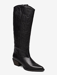 Long Boots 3614 - BLACK NAPPA 70 Å