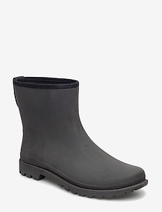 Rain Boots 3 - BLACK BRUSHED 30