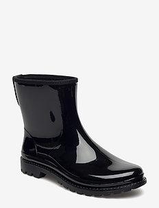 Rain Boots 3 - gummistiefel - black shiny 40