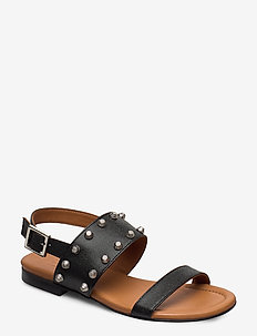 Sandals 4011 - flade sandaler - black messico 300