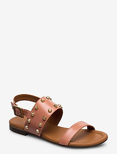 Sandals 4011 - sandales - dark nude rose 788