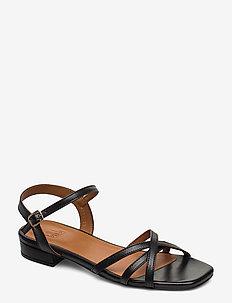 Sandals 4025 - sandales - black nappa 70